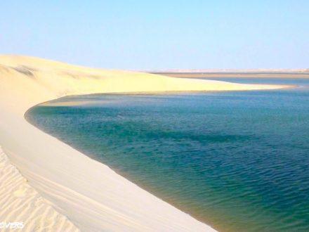 The White Dune