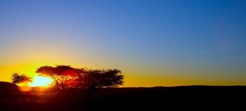 Sahara sunset Légendes Evasions Marrakech Dakhla