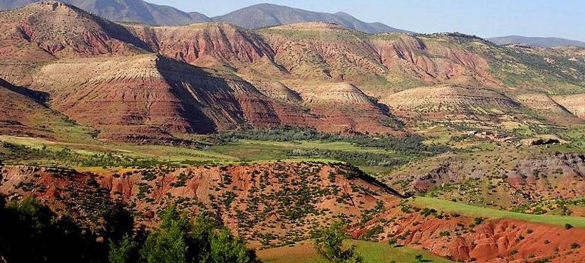 Gorges Oued el Abid - Maroc Légendes Evasions