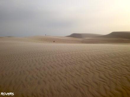 Dakhla Sahara desert dunes